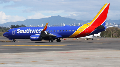 N8507C - Boeing 737-8H4 - Southwest Airlines