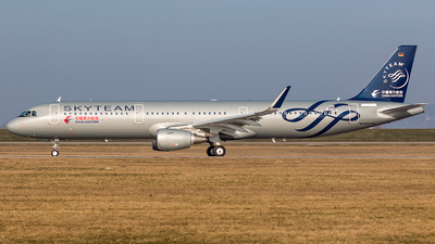 D-AVXP - Airbus A321-211 - China Eastern Airlines