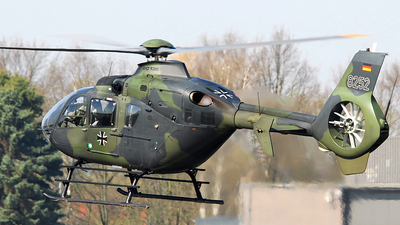 82-52 - Eurocopter EC 135T1 - Germany - Army