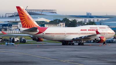 VT-ESO - Boeing 747-437 - Air India