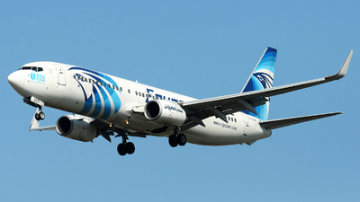 SU-GCP - Boeing 737-866 - EgyptAir