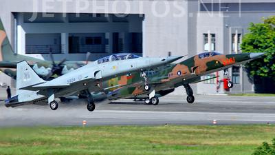 5404 - Northrop F-5F Tiger II - Taiwan - Air Force