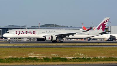 A7-ANA - Airbus A350-1041 - Qatar Airways