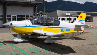 HB-KFH - Robin DR400/200R Remo - Flugschule Grenchen