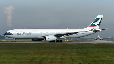 B-LBH - Airbus A330-343 - Cathay Pacific Airways