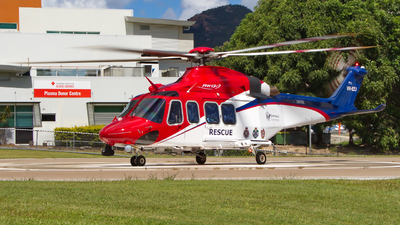 A picture of VHEZJ - AgustaWestland AW139 - [41007] - © Dave Parer