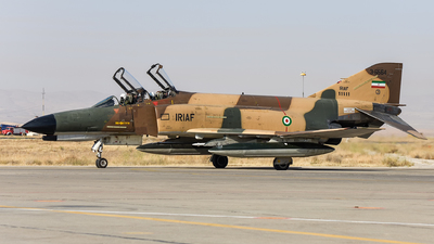 3-6564 - McDonnell Douglas F-4E Phantom II - Iran - Air Force