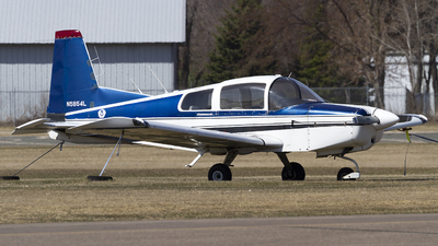 N5854L - Grumman American AA-5 Traveler - Private