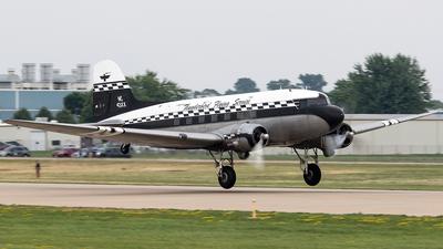 NC43XX - Douglas DC-3 - Thunderbird Flying Service