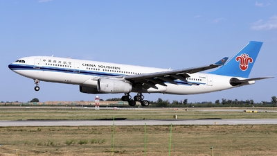 A picture of B6056 - Airbus A330243 - China Southern Airlines - © nibrage