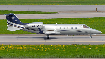 ES-LVA - Bombardier Learjet 60 - Panaviatic