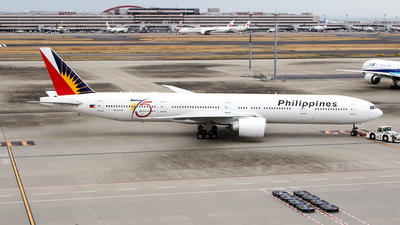 RP-C7775 - Boeing 777-3F6ER - Philippine Airlines