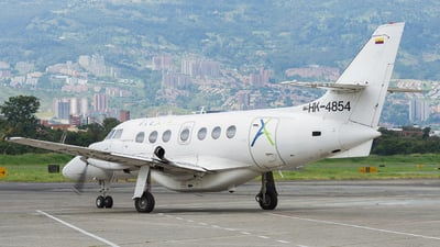 HK-4854 - British Aerospace Jetstream 32 - Flexair