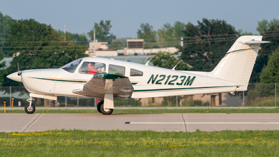 A picture of N2123M - Piper PA28RT201 - [28R7918034] - © MICHAELWang