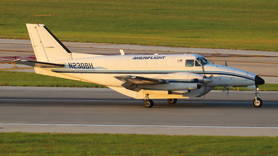 N230BH - Beech 99 Airliner - Ameriflight