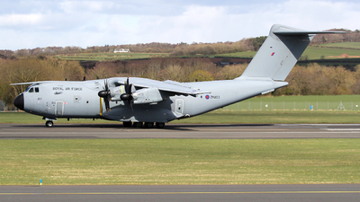 A picture of ZM403 - Airbus A400M -  - © Ian Howat