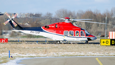 A picture of PHSHP - AgustaWestland AW139 - CHC Helicopters Netherlands - © Paul Stam