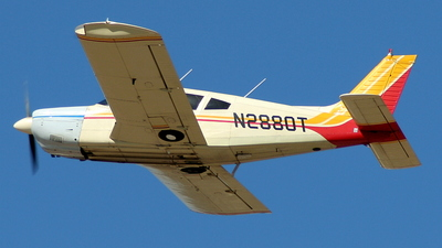 N2880T - Piper PA-28R-200 Cherokee Arrow - Private