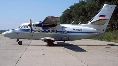 RA-02719 - Let L-410UVP Turbolet - Ryazanaviatrans