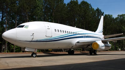 N80EV - Boeing 737-2H4(Adv) - Private