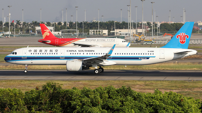 B-1090 - Airbus A321-271N - China Southern Airlines