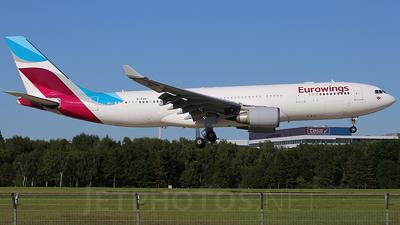 B-16301 - Airbus A330-203 - Eurowings