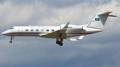 HZ-MS4A - Gulfstream G450 - Saudi Medevac
