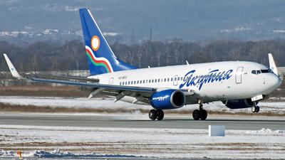 VQ-BEO - Boeing 737-76Q - Yakutia Airlines