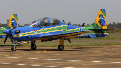 FAB5963 - Embraer A-29B Super Tucano - Brazil - Air Force