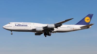 D-ABYI - Boeing 747-830 - Lufthansa