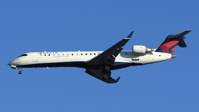 A picture of N391CA - Mitsubishi CRJ701ER - Delta Air Lines - © DJ Reed - OPShots Photo Team