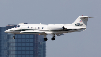 N64CF - Gates Learjet 35A - Private