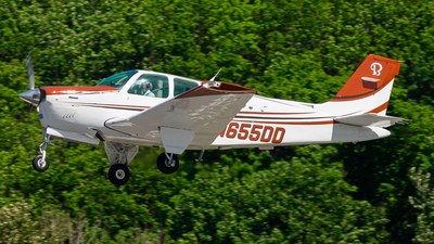 N655DD - Beechcraft F33A Bonanza - Private