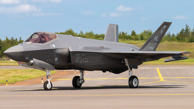 17-5252 - Lockheed Martin F-35A Lightning II - United States - US Air Force (USAF)