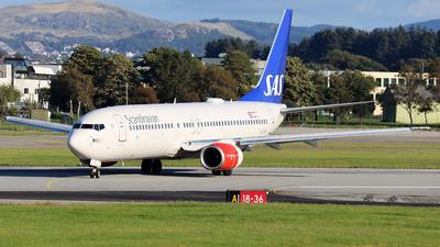 A picture of LNRRK - Boeing 737883 - SAS - © R.Rimestad