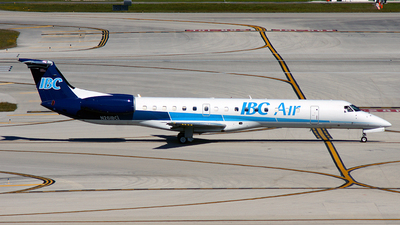 N261BC - Embraer ERJ-145EP - IBC Airways