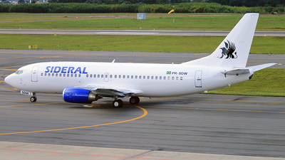 PR-SDW - Boeing 737-31L - Sideral Air Cargo