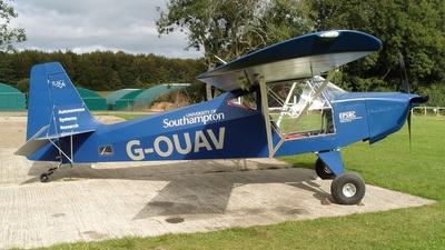G-OUAV - Sherwood Scout - University of Southampton