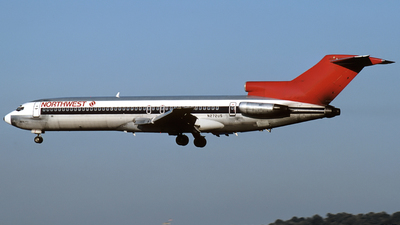 N272US - Boeing 727-251 - Northwest Airlines