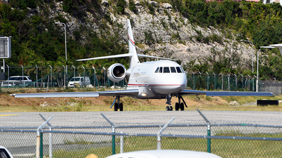 N903GS - Dassault Falcon 2000 - Private