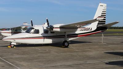 N666KA - Aero Commander 500B - Private