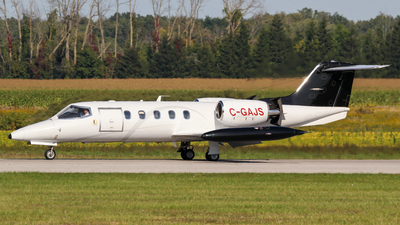 C-GAJS - Bombardier Learjet 35A - Private