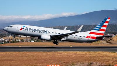 N928AN - Boeing 737-823 - American Airlines