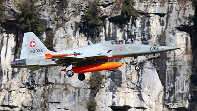 J-3030 - Northrop F-5E Tiger II - Switzerland - Air Force