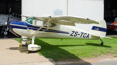 ZS-TCA - Cessna 140 - Private