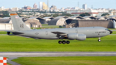 63-8019 - Boeing KC-135R Stratotanker - United States - US Air Force (USAF)