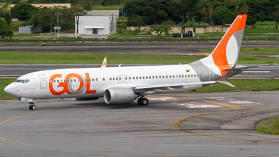 PR-XMM - Boeing 737-8 MAX - GOL Linhas Aéreas