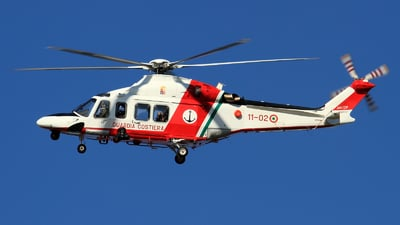 MM81747 - Agusta-Westland AW-139 - Italy - Coast Guard