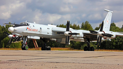 15 - Tupolev Tu-142MR - Russia - Navy