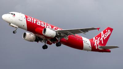 PK-AZH - Airbus A320-216 - Indonesia AirAsia